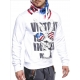 pull fashion homme blanc