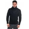 pull fashion homme noir