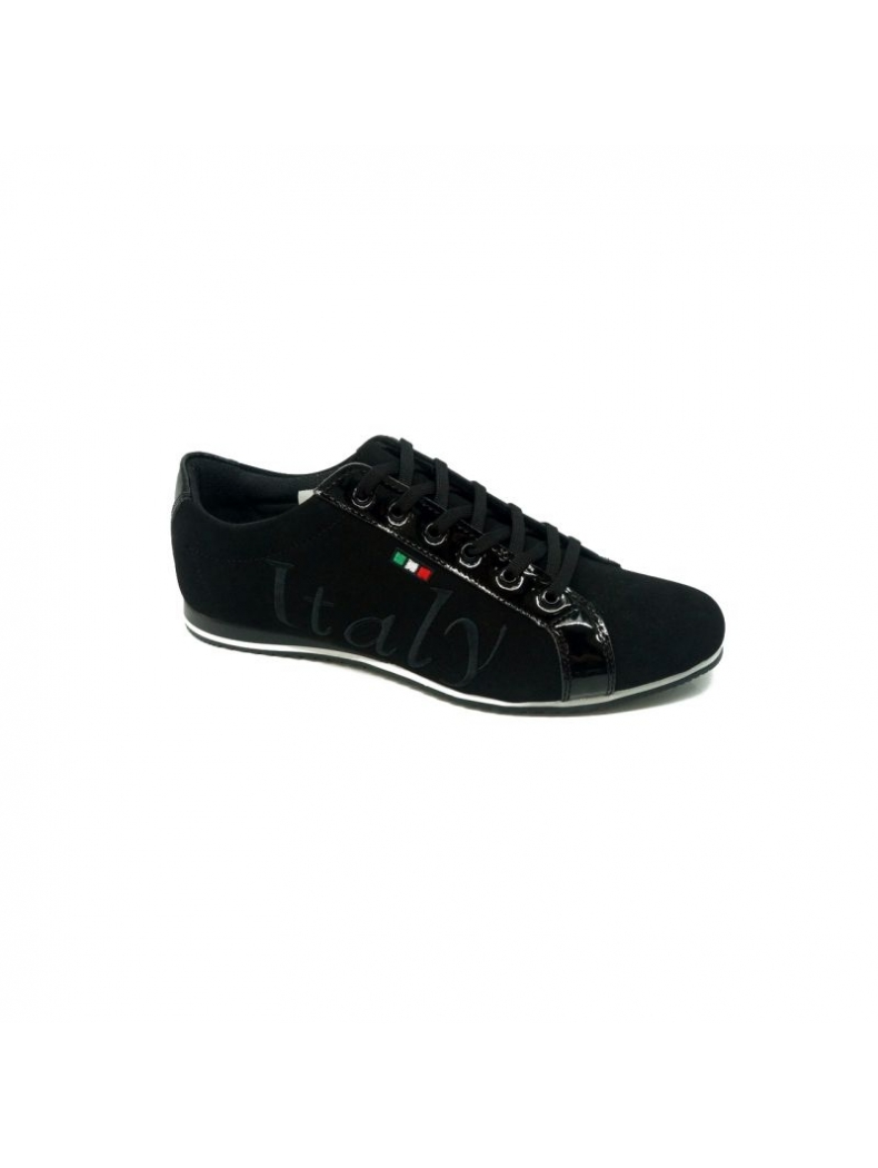 chaussure homme italy noir fashion sport