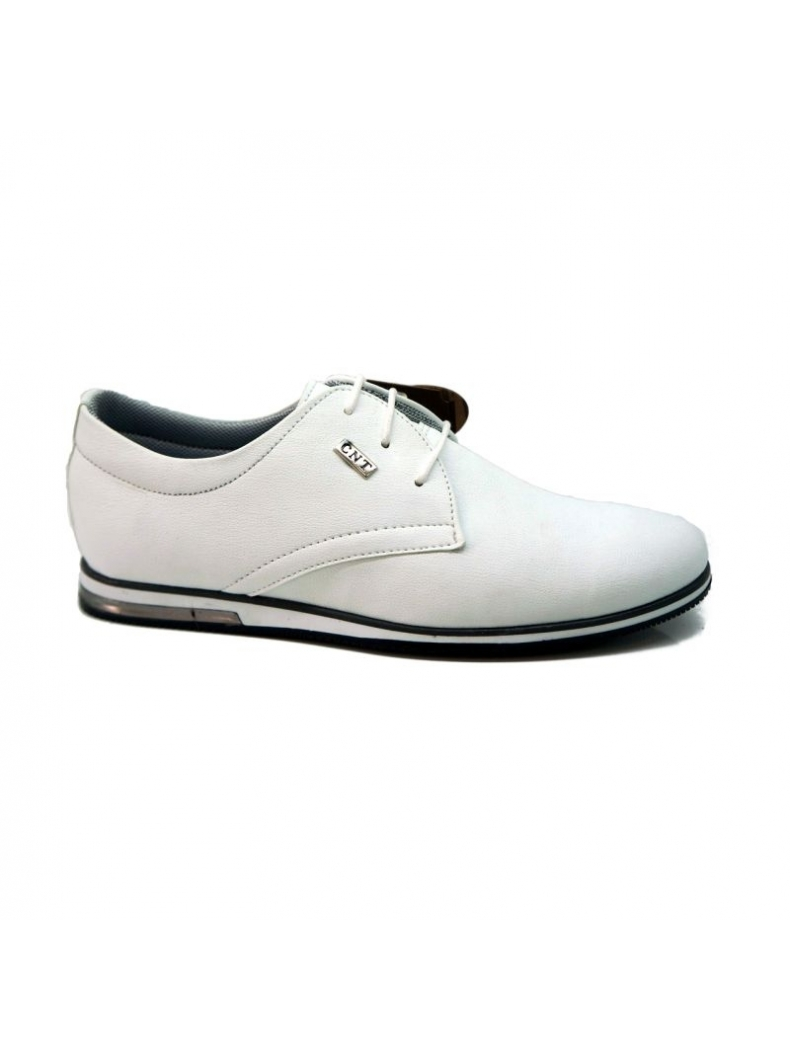 chaussure blanche fashion pour homme