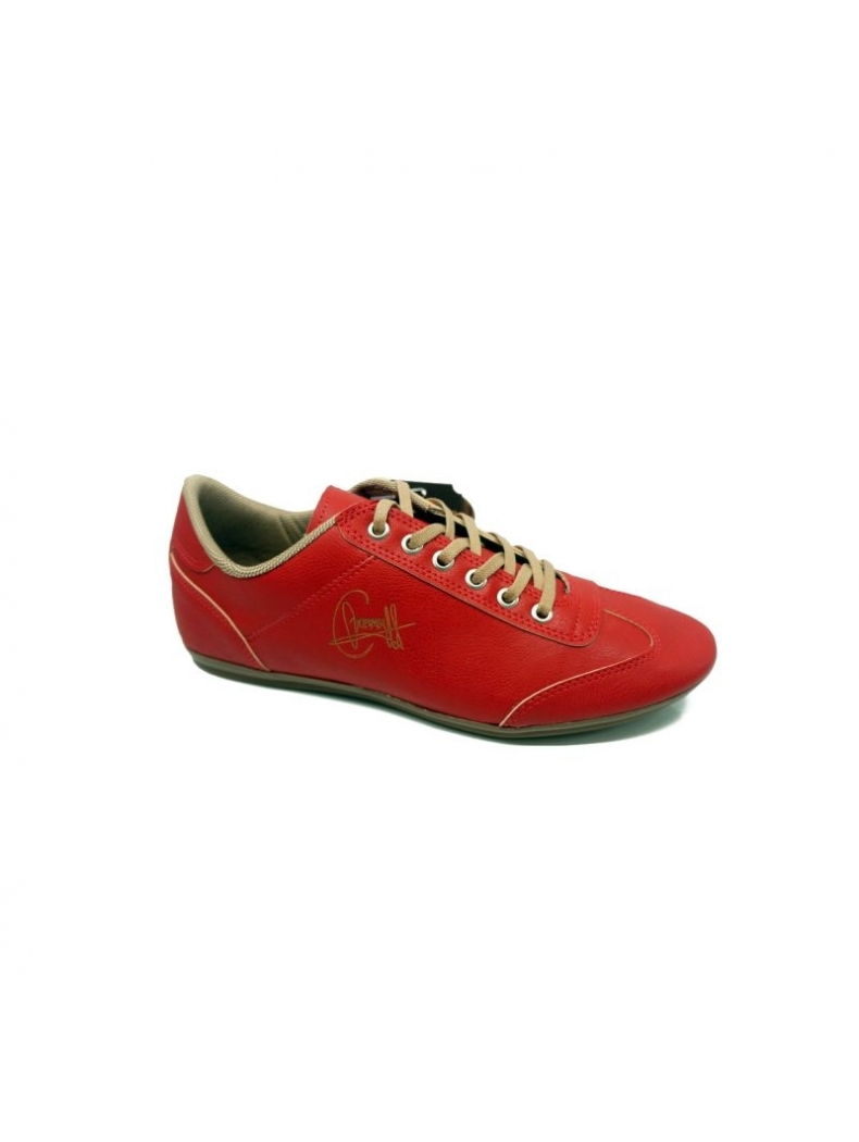 sneaker rouge fashion pour homme
