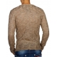 chandail beige homme fashion