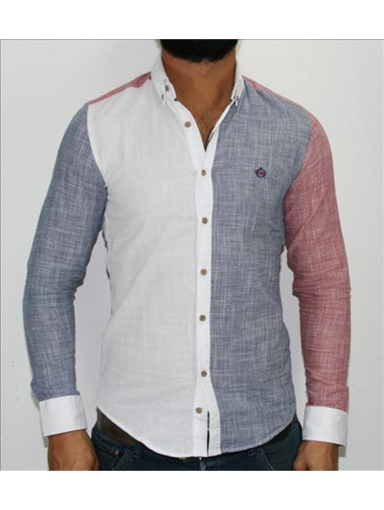 chemise homme italienne fashion