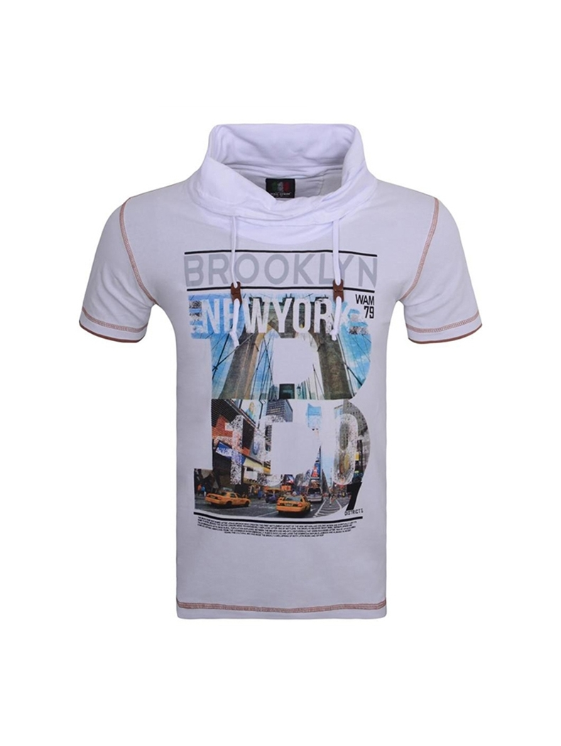 tee shirt homme fashion new york