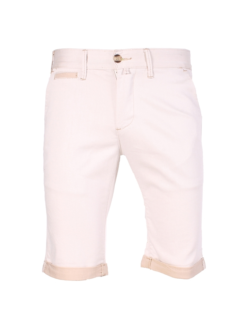 bermuda homme fashion beige