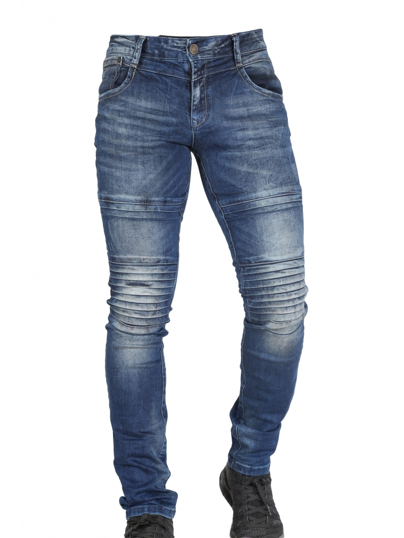 Jean slim homme branché - So Fashion Shop a547939bae0