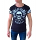 tee shirt fashion tete de mort cetements tendance