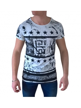 tee shirt homme pas cher style americain