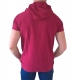 t shirt fashion sportwear capuche vetement homme 2017