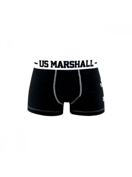 boxer noir homme pas cher official us marshall