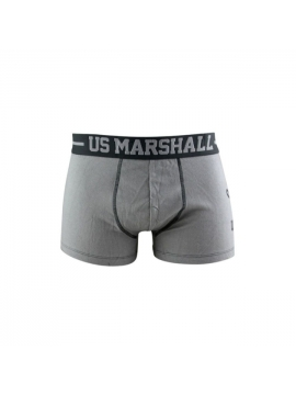 Boxer gris Official US Marshall