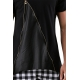 tee shirt oversize fashion pour homme