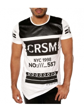 tee shirt carisma homme fashion