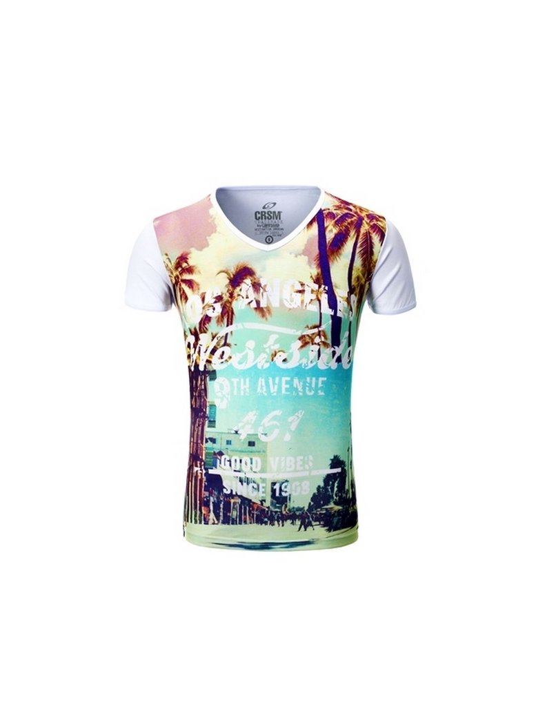 t shirt carisma west coaest americain