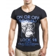 t shirt imprime homme fashion
