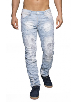 Jeans homme pas cher fashion – vêtements homme - So Fashion Shop 787a45e9597