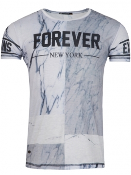 tee shirt fashion pas cher new york
