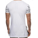 tee shirt fashion blanc